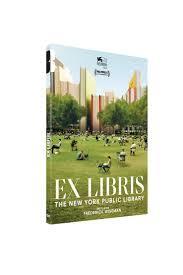 Ex Libris = Ex Libris : The New York Public Library / Frederick Wiseman, réal. | Wiseman, Frederick. Monteur. Scénariste