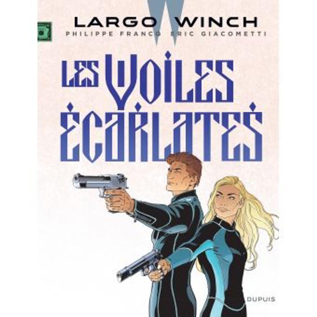 Les voiles écarlates / Philippe Francq, Éric Giacometti  